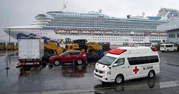 Второй россиянин заразился коронавирусом на круизном судне в Японии.