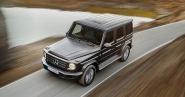 В Mercedes подтвердили разработку электрического Gelandewagen.