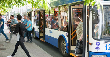Общественный транспорт в выходные дни будет работать в обычном режиме.