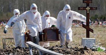 Молдова вошла в топ-20 стран с высокой смертностью от COVID-19.