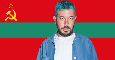 Артемий Лебедев займется разработкой бренда Приднестровья. Фото: Point.md