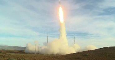 Пентагон намерен 5 мая провести пуск ракеты Minuteman III.
