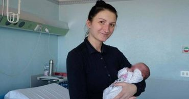 Первый в 2020 году ребенок в итальянском городе родился у семьи молдаван.