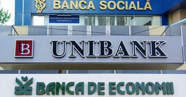 С 2015 года 3 банка, участвовавших в «краже века», собрали 2,35 млрд леев