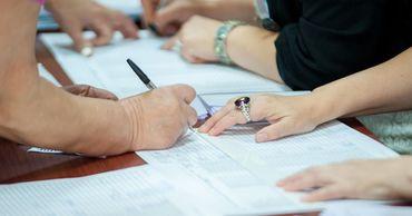 Прокуратуру и ЦИК уведомили о возможной попытке фальсификации выборов.