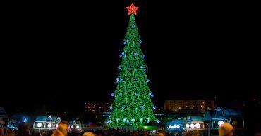 Новогодние мероприятия в Тирасполе стартуют 22 декабря.