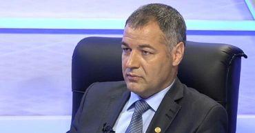 Лидер Партии национального единства Октавиан Цыку.
