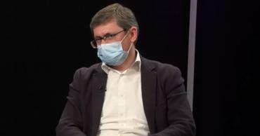 Исполняющий обязанности главы PAS Игорь Гросу.
