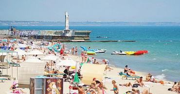 Вода на одесских пляжах соответствует всем санитарным нормам и пригодна для купания.