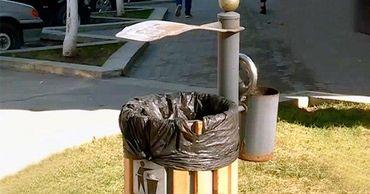 Столичные власти обещают закупить более 300 мусорных урн.