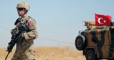 НАТО ожидает от Турции сдержанных действий в Сирии.