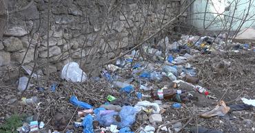Бельчан просят не мусорить в городе.