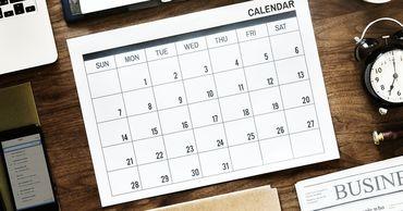 Правительство утвердило даты отработки 12 выходных дней.