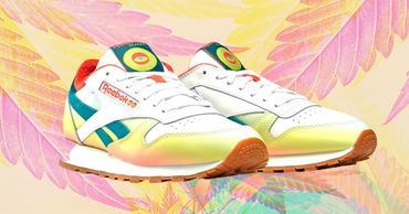Reebok выпустил лимитированные кроссовки ко Дню марихуаны