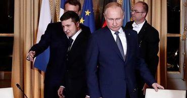 Президент также указал, что у него начался диалог с российским лидером.