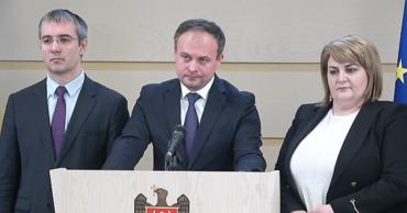 Шесть депутатов Демократической партии во главе с Андрианом Канду покидают фракцию Демпартии.