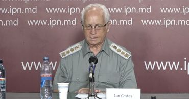 Генерал Ион Косташ отказывается от участия в президентских выборах.