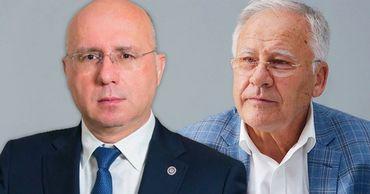 Филип рассказал. почему вернул руководство фракцией Дьякову. Фото: Point.md