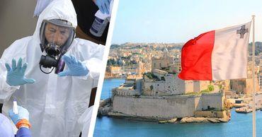 Мальта неделю не фиксирует новые случаи заражения коронавирусом.