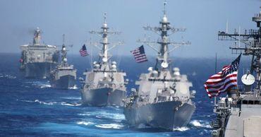 На первом месте оказались американские ВМС.