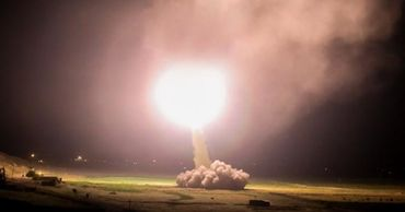 При обстреле баз США в Ираке погибли 80 человек