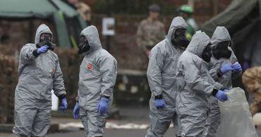 ЕС продлил санкции по отравлению в Солсбери.