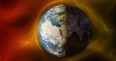 Магнитное поле Земли начало ослабевать.