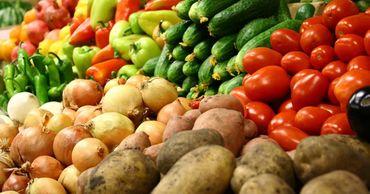 В городах и районах Приднестровья установят палатки с местными овощами и фруктами