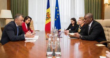 Хоган: США поддержат все проекты, внедряемые на благо граждан Молдовы.