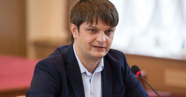 Андрей Спыну - новый генеральный секретарь президентуры