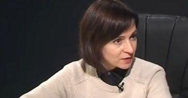 Санду: В декабре не получили второй транш макропомощи от ЕС.