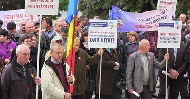 Примары выйдут на протест после заявлений Кику: Нас не услышали.