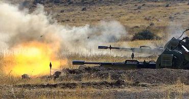 Минобороны Азербайджана заявило о 41 обстреле Арменией за сутки.