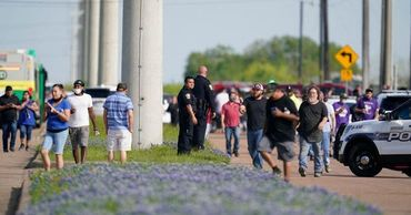 Один человек погиб и пятеро ранены в результате стрельбы в Техасе.