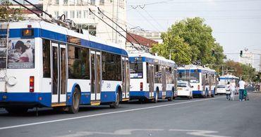 Общественный транспорт в Кишиневе и Бельцах не будет работать в выходные до конца июня.