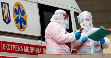 В Украине выявили более 8 тысяч новых случаев COVID-19.
