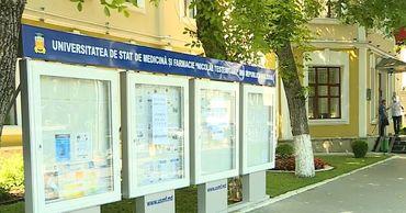 Число желающих поступить в медуниверситет в Молдове выросло.