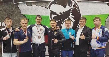 Молдавские боксеры завоевали четыре медали на турнире в Софии.