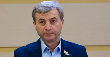Лидер фракции ПСРМ Корнелиу Фуркулицэ.