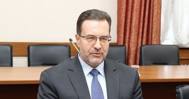 Председатель Счетной Палаты Мариан Лупу.