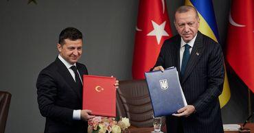 Украина и Турция подписали новое военное соглашение.
