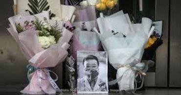Власти Китая признали ошибкой преследование врача в Ухане, сообщившего об эпидемии