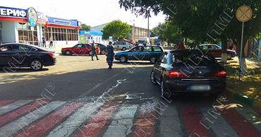 На пешеходном переходе в Дубоссарах сбили пенсионерку.