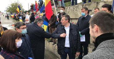 Киртоакэ и Билецкого оштрафовали за акцию во время карантина.