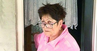 Жительница Хынчешт пожаловалась на избившего ее лопатой соседа.