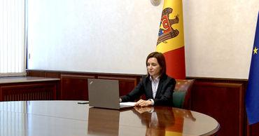 Глава государства провела дискуссию с членами Ассоциации европейского бизнеса.