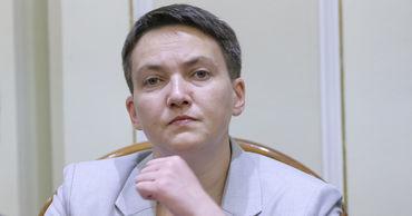 Экс-депутат Верховной рады Украины Надежда Савченко.