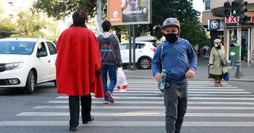 В Румынии через месяц ожидают снижение числа новых случаев COVID.