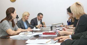 Влах провела совещание по строительству Индустриального колледжа.
