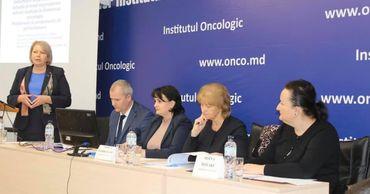 Глава Минздрава встретилась с руководством Онкологического института.